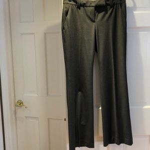 Ladies wide leg Ann Taylor Loft dress pants